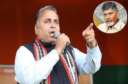 టిడిపి అందుకే గెలిచింది : బిజెపి జాతీయ నేత రిపోర్ట్