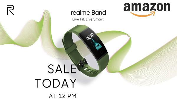 Realme Band సేల్స్ : మళ్ళీ  దొరకని ఆఫర్స్ త్వరపడండి,.